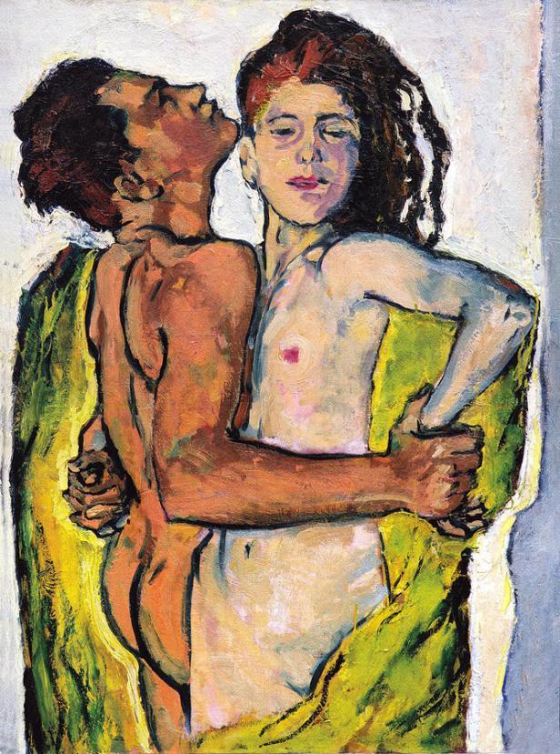 lovers-koloman-moser