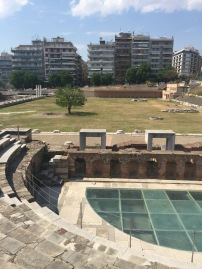 Roman Agora, Thessaloniki