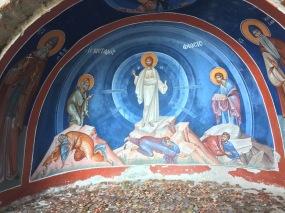 Hidden corners of Byzantine art, Meteora